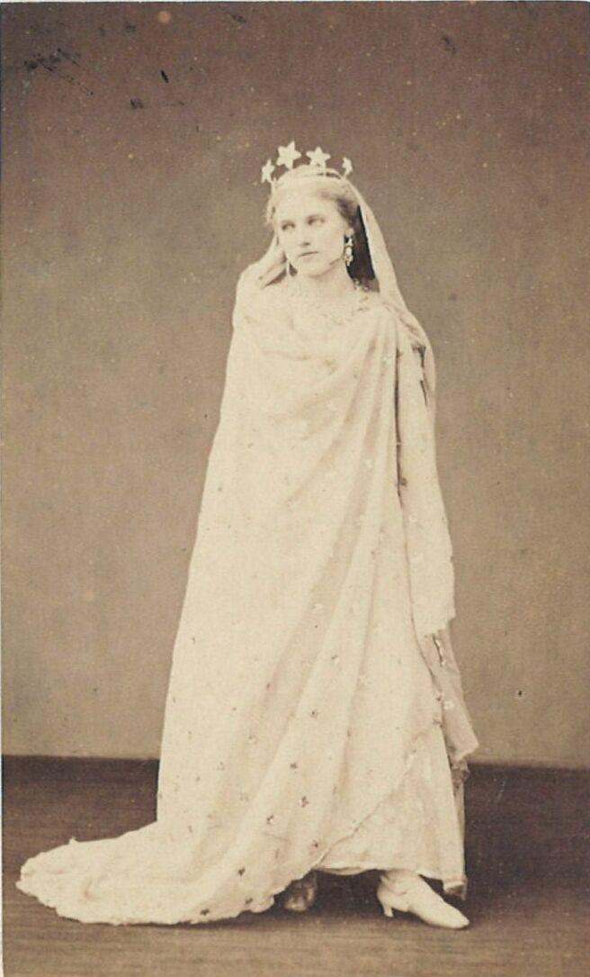 Кристина Нильссон — Королева Ночи