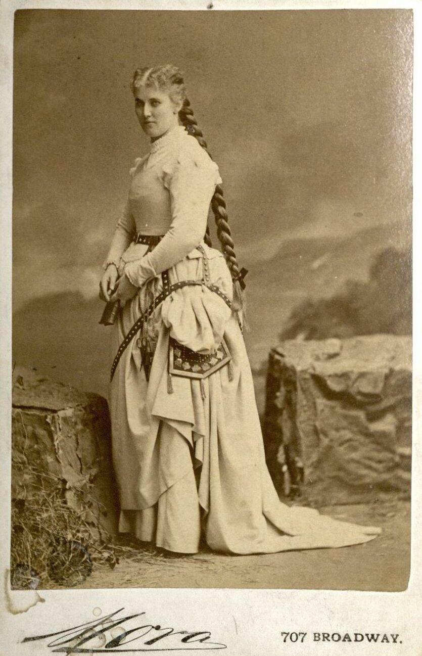 Кристина Нильссон — Маргарита
