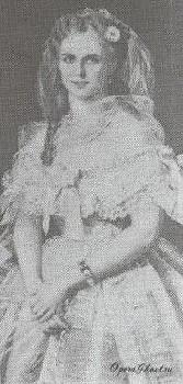 Кристина Нильссон — Офелия