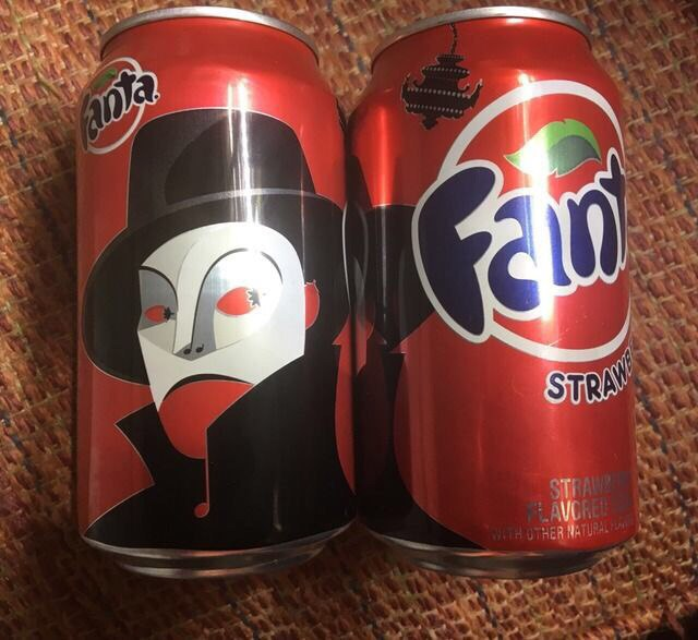 Fanta of the Opera